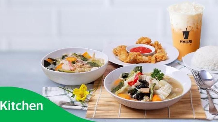 Makin Mudah Pesan Makanan Favorit Bunda dengan GrabKitchen