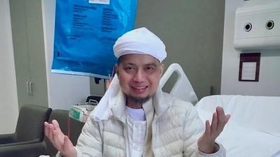 Saat Sang Istri Rindu Pelukan Arifin Ilham untuk Si Bungsu