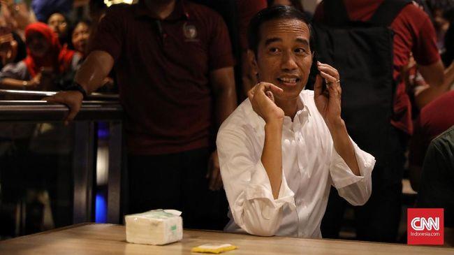 Salah satu alasan Jokowi mengutus Luhut bertemu Prabowo untuk kebaikan bangsa. Namun dia enggan merinci materi yang akan dibicarakan dalam pertemuan itu.