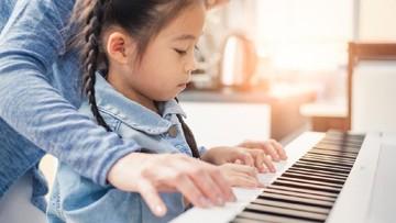 Haruskah Anak Punya Bakat agar Jago Main Musik?