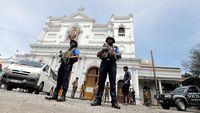 Ada 7 Pengebom Bunuh Diri dalam Serangan Bom Paskah di Sri Lanka