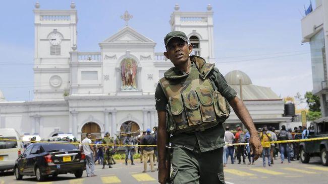 Sembilan warga negara asing turut menjadi korban ledakan pada perayaan paskah di Sri Lanka, Minggu (21/4). Hingga kini, sedikitnya 138 orang meninggal.