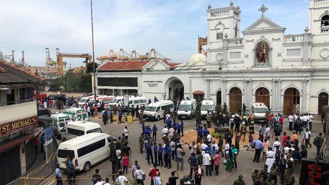 Israel meminta warganya keluar dari Sri Lanka karena ada 'ancaman konkret' setelah serangan bom beruntun di Hari Paskah pada Minggu lalu.