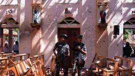 FOTO: Paskah Berdarah di Sri Lanka Akibat Serangan Bom