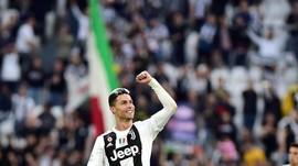 FOTO: Akhir Pekan dalam Angka di Liga Top Eropa