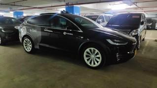 Taksi Listrik Tesla Bisa Dijajal di Bandara Soekarno-Hatta