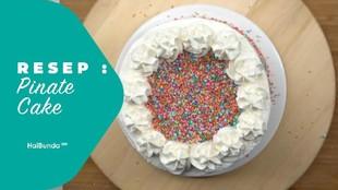 Resep Pinata Cake