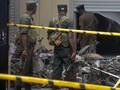 Ledakan di Belakang Pengadilan Sri Lanka, Polisi Dikerahkan