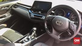 Toyota Sibuk Suplai Mobil Setelah Pengumuman Pemenang Pilpres