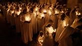 Umat Kristiani di seluruh dunia merayakan Paskah. Hari yang diperingati sebagai kebangkitan Yesus Kristus ini diwarnai ragam perayaan menarik.