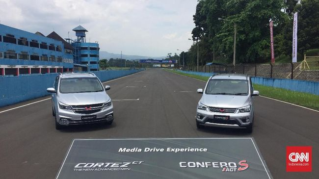 Varian Baru Cortez dan Confero Dikenalkan di Bogor