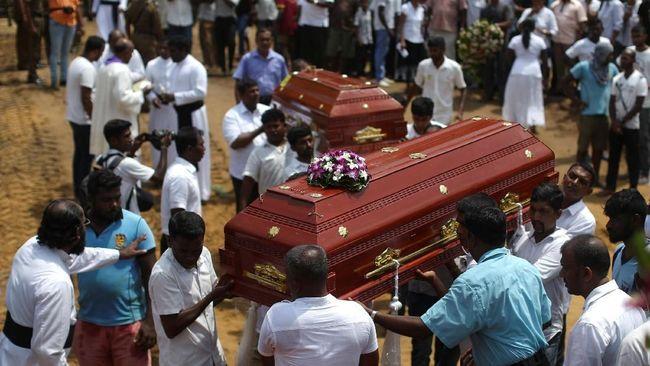 Kepala Kepolisian Sri Lanka menolak bertanggungjawab atas bom Paskah dan menuduh presiden gagal mencegah terjadinya tragedi pada 21 April itu.