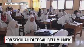 VIDEO: 108 Sekolah di Tegal Belum UNBK