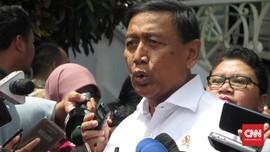 Wiranto Heran Tim Pengkaji Ucapan Tokoh Masih Dipersoalkan