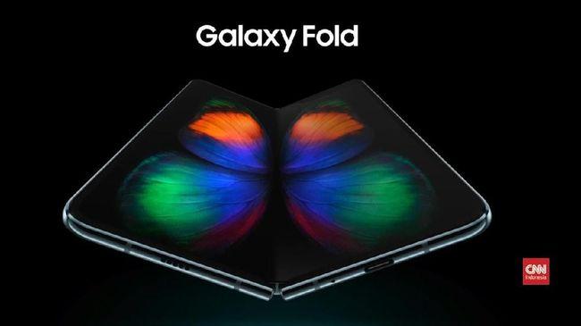 Sempat Tertunda, Samsung Akhirnya Siap Pasarkan Galaxy Fold