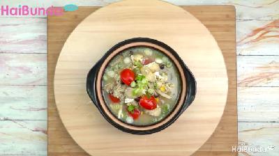 Resep Mediteranian Dory Soup, Hangatkan Makan Malam Keluarga