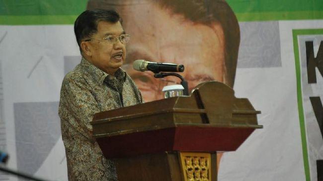 Wakil Presiden Jusuf Kalla meresmikan kantor pusat PT Kawasan Berikat Nusantara (Persero) di Cakung, Jakarta. Kantor ini berada di kawasan industri.