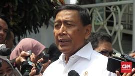 24 Orang Tim Hukum ala Wiranto Sudah Gelar Rapat Perdana