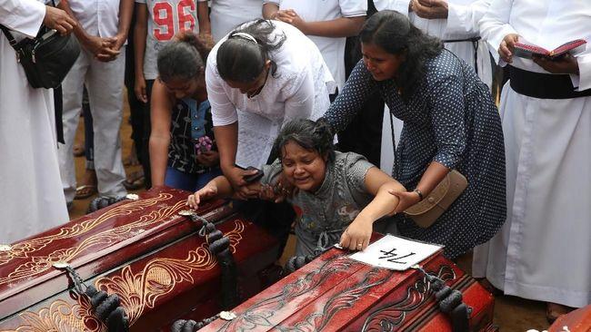 Pemerintah Sri Lanka merevisi jumlah korban serangan bom Paskah dari sebelumnya 359 orang menjadi 253 orang.