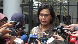 Sri Mulyani Izinkan Pegawai Libur Gara-gara Banjir Jakarta