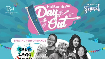 Weekend Ini, Ajak Si Kecil Ikutan HaiBunda's Day Out Yuk