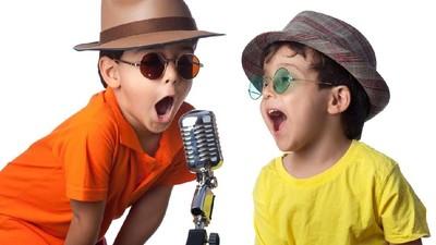Bunda, Tunjukkan Bakat Menyanyi Si Kecil di HaiBunda Superkidstar