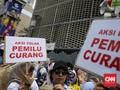 Serukan Perlawanan Pemilu, Ketua GNPF Bogor Jadi Tersangka