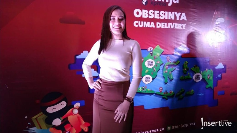Bisnis Pakaian, Shandy Aulia Sudah Suka Fashion Sejak SMP