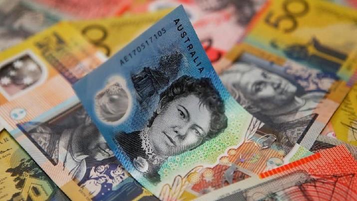 Rupiah 'Ngamuk', Dolar Australia Ambles 2% ke Rp 9.800