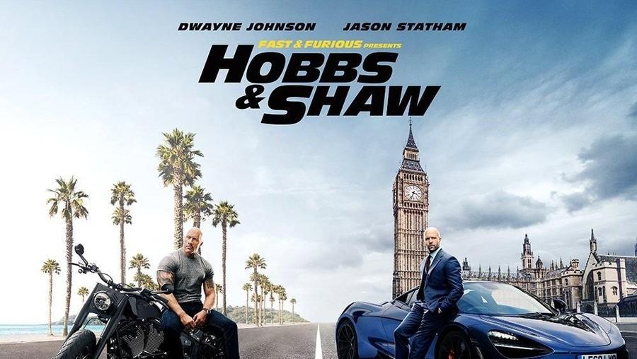 Fast & Furious: Hobbs & Shaw Tempati Posisi 1 di Box Office Indonesia