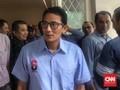 Sandi Sebut Jokowi Akui Ada Kecurangan dalam Pemilu 2019