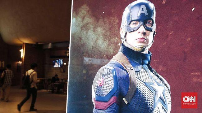 Komentar Netizen Kloter Subuh 'Avengers: Endgame'
