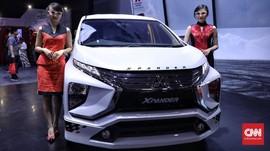 Xpander Terbakar di Surabaya: Mitsubishi Masih Kumpulkan Data