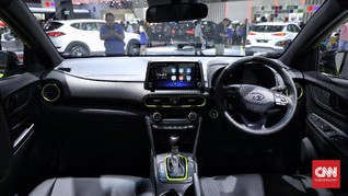 50 Persen Produksi Hyundai di Indonesia untuk Ekspor