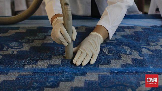 Kemendag menyatakan aturan bea masuk tindak pengamanan (BMTP) untuk industri tekstil dan produk tekstil telah berada di Kementerian Keuangan.