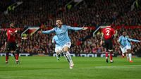 Manchester is Blue