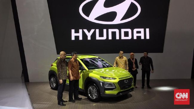 Harga Hyundai Kona Lebih 'Murah' dari CX-3 dan HR-V