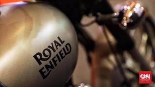 Royal Enfield Pilih Bangun Pabrik Motor di Thailand