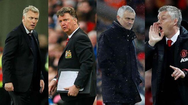 Kepercayaan menjadi barang mahal di Manchester United. Sejak era Sir Alex Ferguson hampir tidak ada manajer yang mendapat kepercayaan dari pemain.