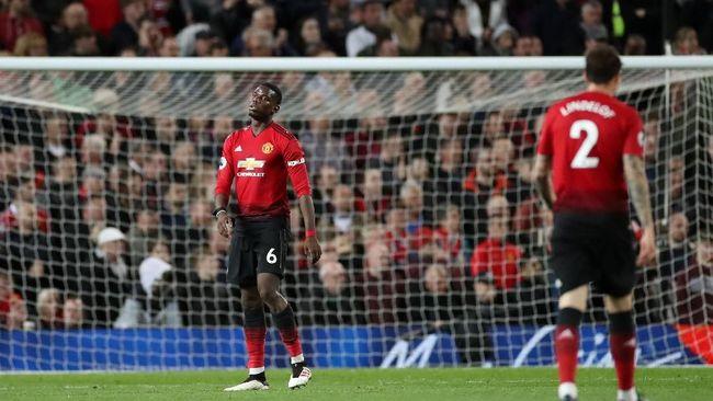 Legenda Manchester United: Pogba Biang Masalah