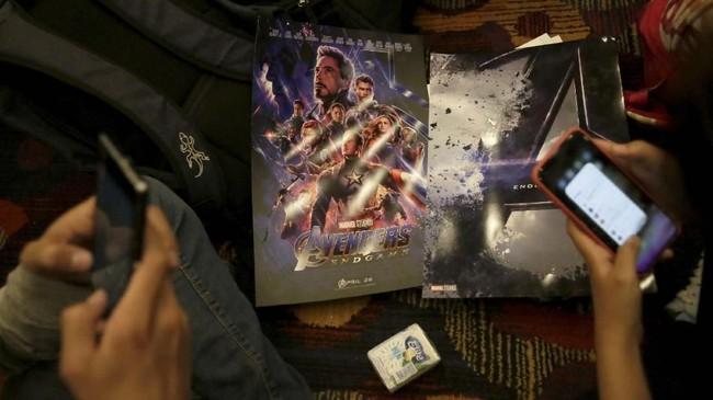 Seperti di Indonesia, negara Amerika Selatan yang dikenal di dataran tinggi Pegunungan Andes, Bolivia juga mengalami demam 'Avengers: Endgame'.