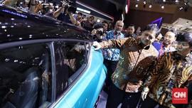 Airlangga Bicara 'Highway' Versi Mobil Otonom