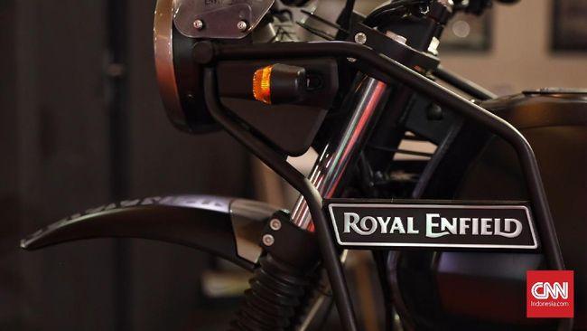 Bagi Suzuki, tren desain motor seperti Royal Enfield menurun. Hal yang sama juga terjadi pada penjualannya yang terus merosot.