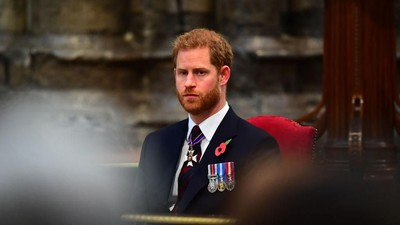 Kerinduan Mendalam Pangeran Harry pada Ibu Setelah Jadi Ayah Baru
