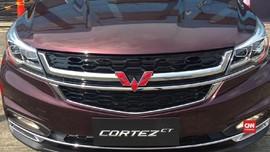 VIDEO: Wuling Rilis Cortez CT dan MPV Transmisi 'Motor Bebek'