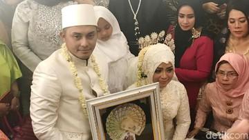 Harapan dan Doa Muzdalifah untuk Suami Barunya