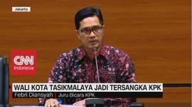 VIDEO: Budi Budiman, Wali Kota Tasikmalaya Jadi Tersangka KPK
