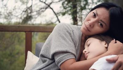 Kata Anggun C. Sasmi soal Bakat Putrinya