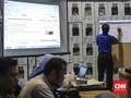 Real Count KPU 41,39 Persen: Jokowi-Ma'ruf Unggul 56,3 Persen