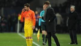 Karier Emas Tito Vilanova di Barcelona Terhambat Kanker